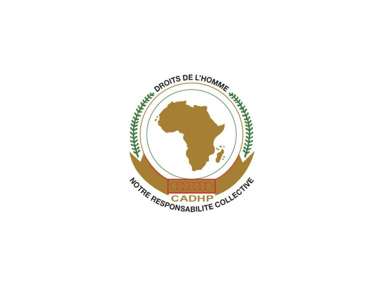 african commission - french
